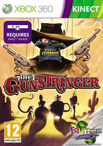 The Gunstringer - Kinect (X360)