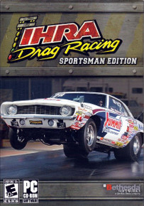 IHRA Drag Racing Sportsman Edition (PC)