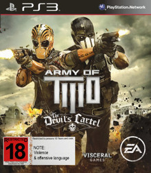 Army of Two The Devils Cartel (PS3)