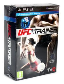 UFC Personal Trainer + Leg Strap (PS3)
