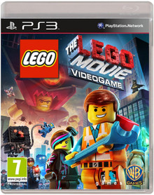 LEGO Movie The Video Game (PS3)
