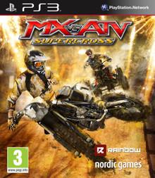MX vs ATV Supercross (PS3)