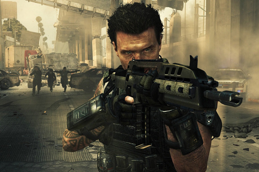 Call of Duty: Black Ops II (Revolution Map Pack Included) (PS3 ... Call Of Duty Revolution Map Pack on