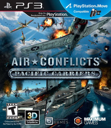 Air Conflicts Pacific Carriers (PS3)