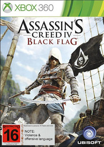 Assassin's Creed IV: Black Flag (X360)