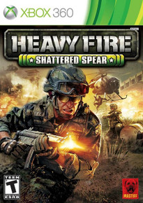 Heavy Fire: Shattered Spear (X360)