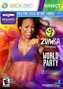 Zumba Fitness World Party (X360)