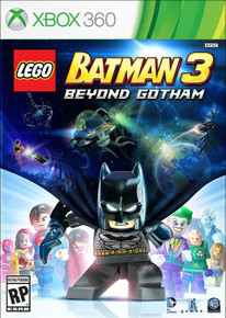 LEGO Batman 3 Beyond Gotham (X360)