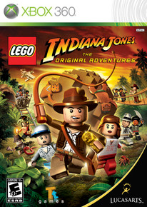Lego Indiana Jones The Original Adventures (X360)