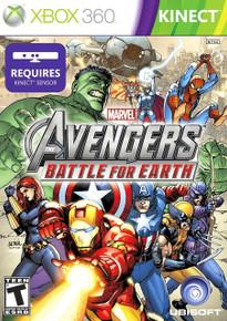 Marvel Avengers Battle for Earth (X360)