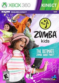 Zumba Kids Ultimate Zumba Dance Party (X360)