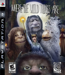 Where The Wild Things Are The Videogame (PS3)