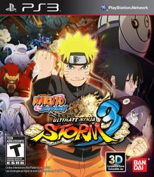 Naruto Shippuden: Ultimate Ninja Storm 3 (PS3)