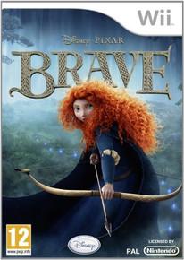 Brave - Disney Pixar (Wii)