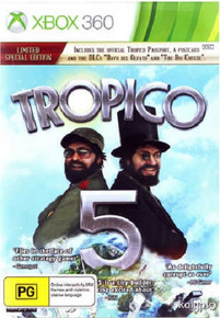 Tropico 5 Limited Special Edition (X360)