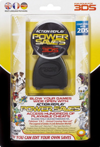 Action Replay Power Saves (3DS)