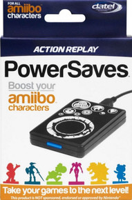 Action Replay Power Saves Amiibo (WiiU) (3DS)