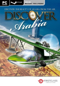 Discover Arabia (FSX & 2004 Expansion) (PC)