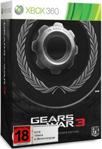 Gears of War 3 Limited Edition (X360)