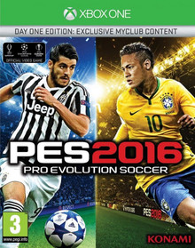 Pro Evolution Soccer 2016 Day One Edition (Xbox One)