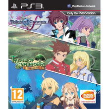 Tales of Symphonia Chronicles / Tales of Graces F (PS3)