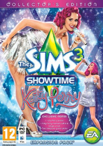 The Sims 3: Showtime Katy Perry Collector's Edition (PC, Mac)
