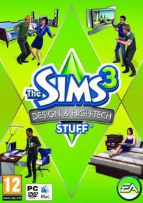 The Sims 3: Design & High-Tech Stuff (PC)
