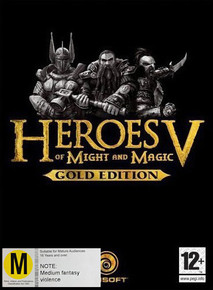 Heroes of Might and Magic V Gold Edition (PC)
