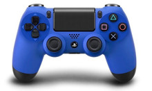 Sony DualShock 4 Wireless Controller Blue (PS4)