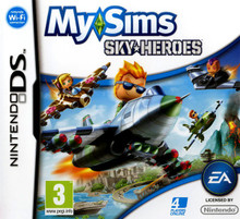 Mysims Sky Heroes (NDS)