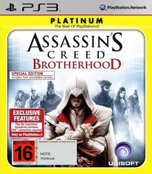 Assassin's Creed Brotherhood Special Edition (PS3)