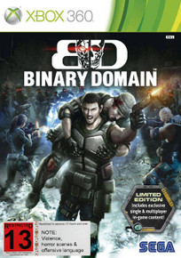 Binary Domain Limited Edition (X360)