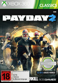 Payday 2 (X360)