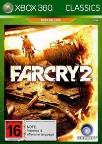 Far Cry 2 (X360)