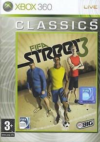 FIFA Steet 3 (X360)