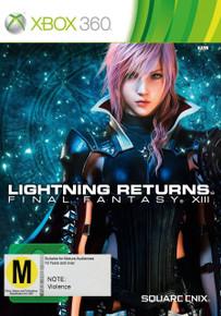 Lightning Returns Final Fantasy XIII (X360)