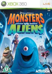 Monsters vs. Aliens (X360)
