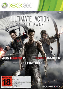 Ultimate Action Triple Pack (X360)