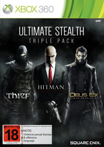 Ultimate Stealth Triple Pack (X360)