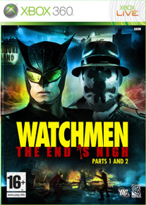 Watchmen The End Is Nigh Parts 1 & 2 (X360)
