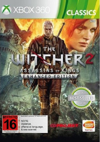 The Witcher 2 Assassins of Kings Enhanced Edition (X360)
