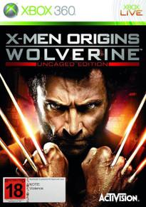 X-Men Origins Wolverine (X360)