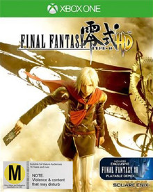 Final Fantasy Type-0 HD Day One Edition (Xbox One)