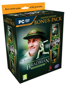 Don Bradman Cricket 14 Limited Edition Bonus Pack (PC)