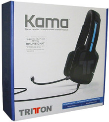 Tritton Kama Headset - Black (PS4)
