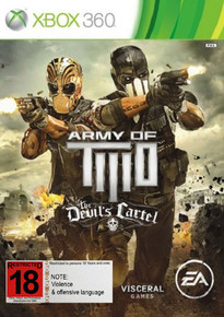 Army of Two The Devils Cartel (X360)