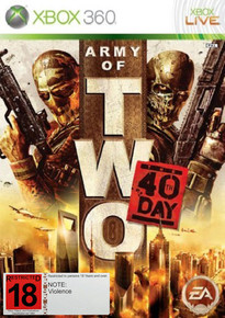 Army of Two The 40th Day (X360)