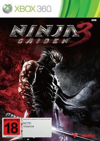 Ninja Gaiden 3 (X360)