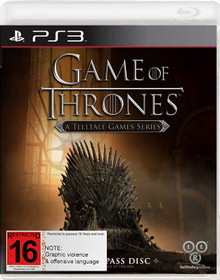 Game of Thrones A Telltale Games Series (PS3)