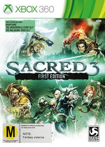 Sacred 3 First Edition (X360)